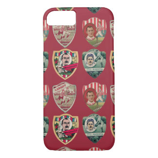 Famous Early Rugby Players - iPhone Case