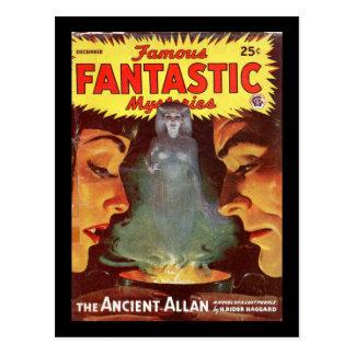 Famous Fantastic Mysteries v07 n01 000_Pulp Art Postcard