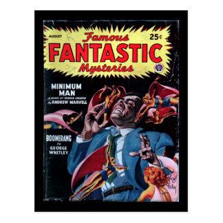 Famous Fantastic Mysteries v08 n06 (1947-08.Popula Postcard