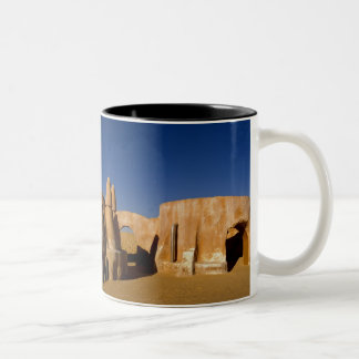 Famous movie set of Star Wars movies in Sahara Mug