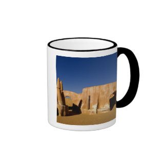 Famous movie set of Star Wars movies in Sahara Mugs