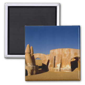 Famous movie set of Star Wars movies in Sahara Square Magnet