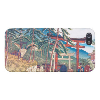 Famous Places of Kyoto - Fushimi Inari scenery iPhone 5/5S Cases