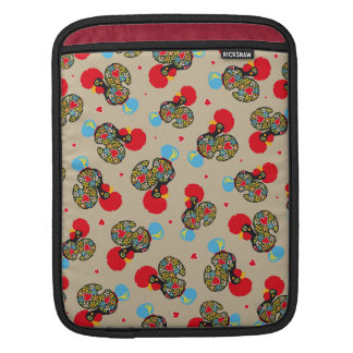 Famous Rooster of Barcelos Nr 06 Pattern iPad Sleeve