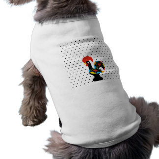 Famous Rooster of Barcelos Nr 09 - Polka Dots Shirt
