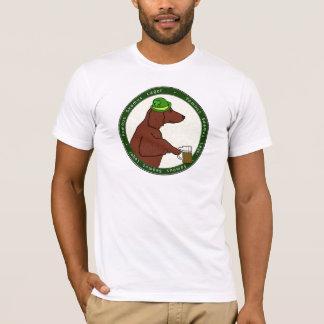 Famous Seamus Lager Irish Setter T Shirt