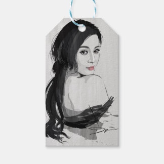 Fan Bing Bing Gift Tags