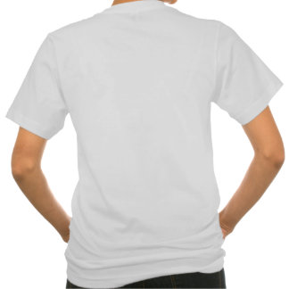 Fan Fiction Warrior Blue Shield T-Shirt