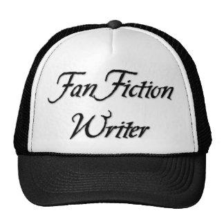 Fan Fiction Writer Hats