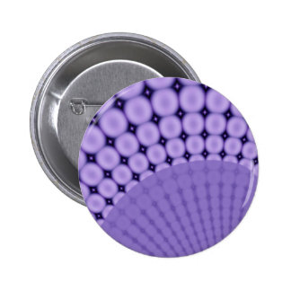 Fan - Fractal Pinback Buttons