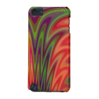 Fan of Colors Abstract iPod Touch (5th Generation) Cases