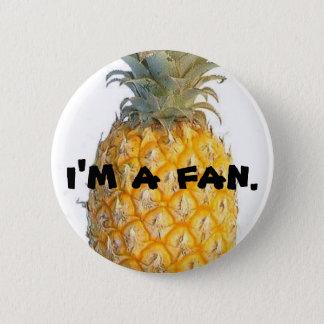 Fan of Delicious Flavor 6 Cm Round Badge