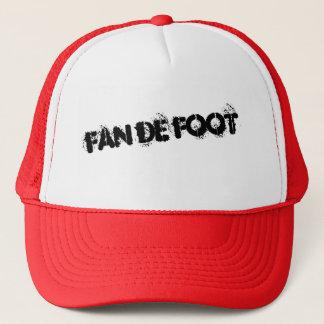 Fan of Foot Trucker Hat