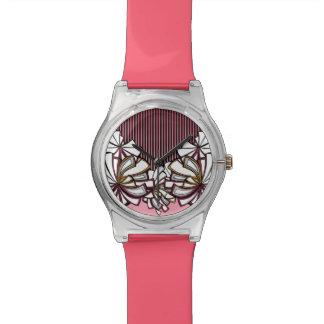 'Fan Stripe' watch