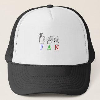 FAN TRUCKER HAT