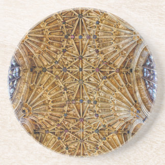 Fan Vaulted Ceiling Coaster