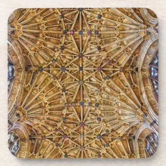 Fan Vaulted Ceiling Coasters