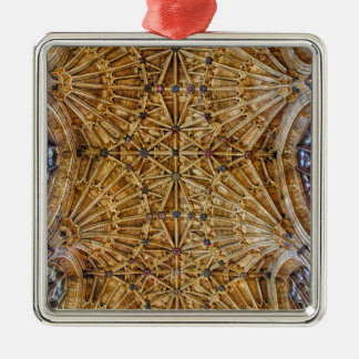 Fan Vaulted Ceiling Christmas Ornament