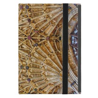 Fan Vaulted Ceiling Case For iPad Mini