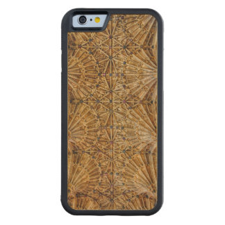 Fan Vaulted Ceiling Maple iPhone 6 Bumper