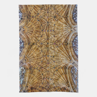 Fan Vaulted Ceiling Hand Towel