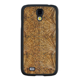 Fan Vaulted Ceiling Carved® Maple Galaxy S4 Case