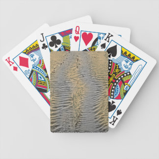 Fanad sand bicycle playing cards