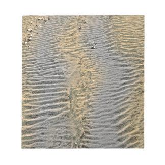 Fanad sand notepad