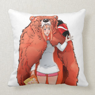 fanart umaru cushion