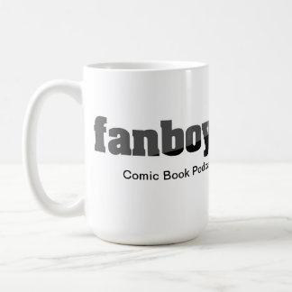 Fanboy Buzz Mug