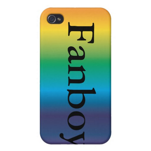 Fanboy iPhone 4/4S Covers
