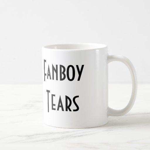 Fanboy Tears Mugs