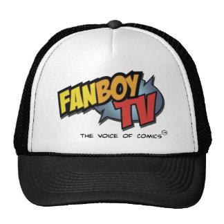 Fanboy TV Voice of Comics Hat