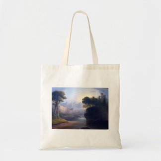 Fanciful Landscape by Thomas Doughty Bags