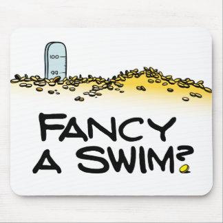 Fancy a Swim? Mouse Pad
