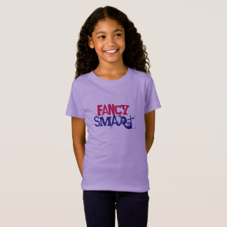fancy and smart girl T-Shirt