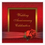 Fancy Anniversary Party Invitation