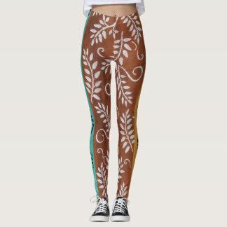 Fancy Bars Leggings