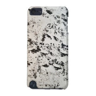 Fancy black or white iPod touch 5G case