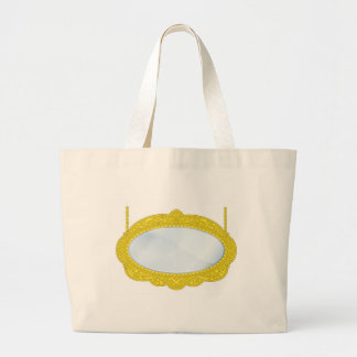 Fancy Boutique Mirror Tote Bags
