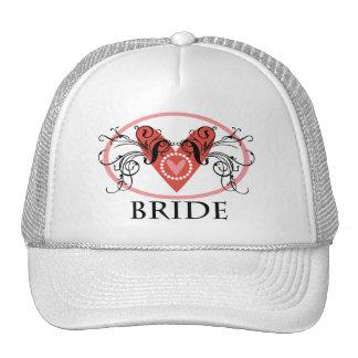 Fancy Bride Cap