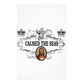 fancy calmed the seas jc stationery