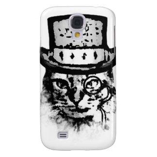 Fancy Cat Samsung Galaxy S4 Cases