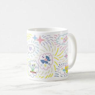 Fancy Clouds Design Mug