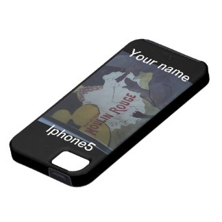 Fancy Dancing Iphone5 hardshell cover