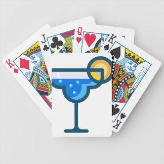 Fancy Drink Bicycle Playing Cards
