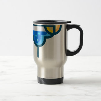 Fancy Drink Travel Mug