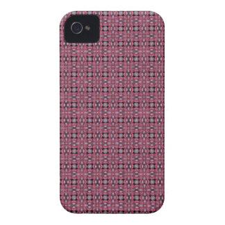 Fancy Elegant Girly Pattern Blackberry Case