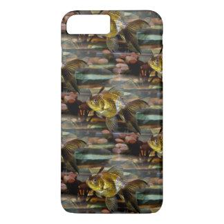 Fancy Fantail Goldfish iPhone 7 Plus Case