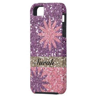 Fancy Faux Glitter iPhone 5 Cases